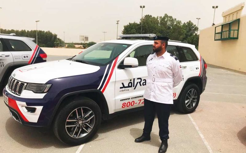 Rafid to replace Saaed in Sharjah