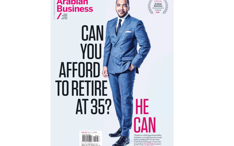 Can you afford to retire at 35? He can